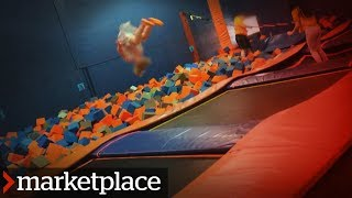 Download Hidden camera investigation: Trampoline park safety (Marketplace) Video