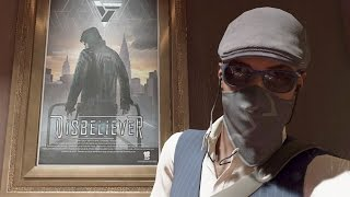 Download New Assassin's Creed Easter Eggs in Watch Dogs 2 (Human Conditions DLC) Video