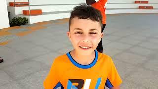 Download Bad Baby vs Teenage Mutant Ninja Turtles Attacks! Family Fun Video (Skit) Video