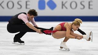 Download Ekaterina ALEXANDROVSKAYA / Harley WINDSOR AUS - ISU JGP Final - Pairs Free Skating - Nagoya 2017 Video