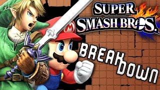 Download Super Smash Bros Melee Break Down: How Smash Bros Almost Didn't Happen Video