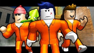 Download THE LAST GUEST ESCAPES THE SECRET PRISON! ( A Roblox Jailbreak Roleplay Story) Video