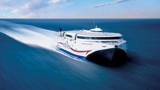 Download Normandie Express - Brittany Ferries High Speed Ferry Video