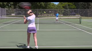 Download Massive Forehand Topspin - Tennis Lesson Video