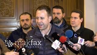 Download Јанушев: Груевски не се крие во седиштето на партијата Video