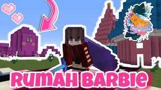 Download MEMBANGUN ISTANA BARBIE DI SANS SMP 😂😂🤪 - MINECRAFT SANS SMP INDONESIA Video