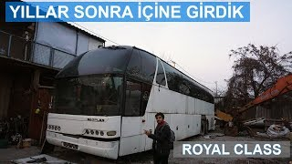 Download Hurdalıkta ROYAL CLASS Otobüs (Ulusoy'un Efsanesi) Neoplan Starliner 1 Video