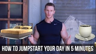 Download How to Start Your Day to Create Success- Thomas DeLauer Video