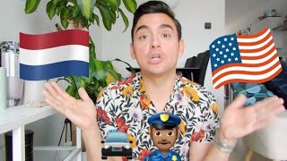 Download American vs Dutch Culture: Police Video