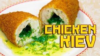 Download Chicken kotlet of Kiev - Cooking with Boris Video