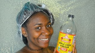 Download Apple Cider Vinegar Rinse | Natural Hair - Nia Imani Video