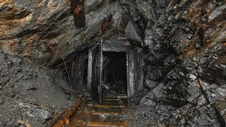 Download Venturing Deep into the Abandoned Aurora Mine (Part 1 of 2) Video