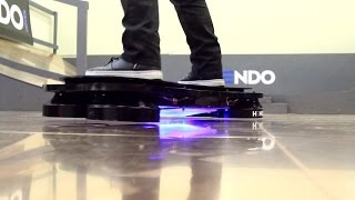 Download The Arx Pax Hendo Hoverboard Video