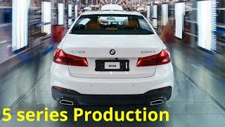 Download 2017 BMW 5 series Production in China Video
