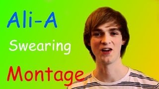 Download Ali-A Swearing Montage! Video