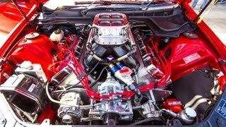 Download 727ci Holden HSV - 1200+ hp Video