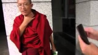 Download tibetan monk demonstrates throat singing Video