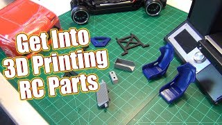 Download Design & 3D Print Your Own RC Parts! - Mark Talks 3D Printing & Project Altered Apex | RC Driver Video