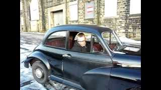 Download Morris Minor 1956 (British car) - compare with '56 Chevy, Plymouth, Buick, Olds, Nash etc Video