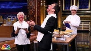 Download Face-Stuffing Contest with Glenn Close Video