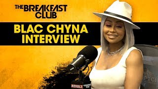 Download Blac Chyna Addresses Anger Issues, Kardashians, Love, Motherhood + More Video