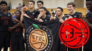 Download Michael Porter and Trae Young Put on a Show to Win the 2016 Nike Peach Jam Championship Video