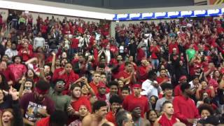 Download Reading fans try to storm the court after PIAA boys basketball championship victory Video