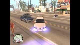 Download Gta Sa Vw Gol G4 Al Piso + (Link De Descarga) - Gta San Andreas #5 Video