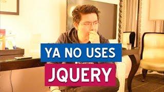Download Si usan jQuery tienen que saber esto... #CaféConRivas Video