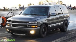 Download I Can't Believe He Made a TAHOE that fast! Turbo Time!! Video