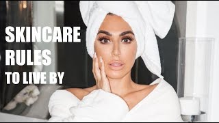 Download SKINCARE BEAUTY RULES | My Skincare Routine! Video