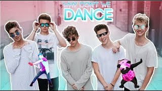 Download WHY DON'T WE DANCE COMPILATIONS Video
