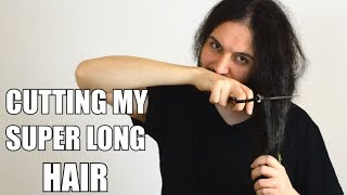 Download Cutting My Very Long Hair (After 6 Years!) Video