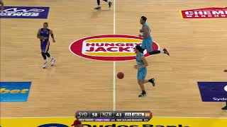 Download Sydney Kings vs. New Zealand Breakers - Game Highlights Video