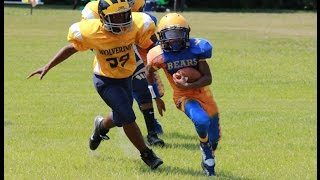 Download 2014 Devin Graham - CLAY Bears 12u Football Highlights Video