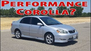 Download 2006 Toyota Corolla XRS - Not your typical Corolla Video