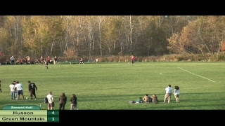 Download NCAA Soccer: Husson vs. Green Mountain Video