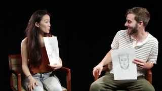 Download Couples Describe Each Other To A Police Sketch Artist Video
