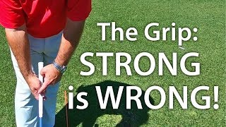 Download Golf Grip - Strong Is Wrong! Video