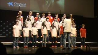 Download JORCAM - Pequeños Cantores en la gala de la Infancia de Unicef (2010) Video