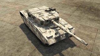 Download Grand Theft Auto V - Rhino Tank (LOCATION, FRANKLIN) Video