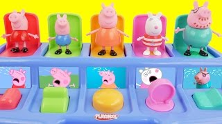 Download Pop up toys and peppa pig figures Video