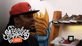 Download Marshawn Lynch Goes Sneaker Shopping With Complex Video