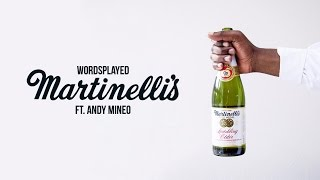 Download Wordsplayed - ″Martinelli's″ ft. Andy Mineo Video