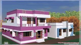 Download Exterior Paint Ideas For Indian Homes Video