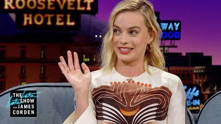 Download Margot Robbie's Date Tonya Harding Owned the Globes Video