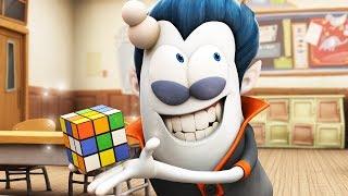 Download Spookiz | How to Solve a Rubik's Cube | 스푸키즈 | Kids Cartoons Video