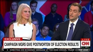 Download KELLYANNE PISTOL WHIPS ROBBY MOOK IN EPIC 'FAKE NEWS' TAKE DOWN THAT YOU NEED TO SEE! Video