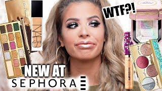 Download NEW MAKEUP AT SEPHORA TESTED: HIT OR MISS?? Video