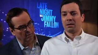 Download Jimmy Fallon vs Parks and Rec Cast - We're Not Gonna Take it Video